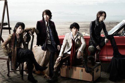 [News] L'Arc~en~Ciel - BUTTERFLY, Cover with New Look