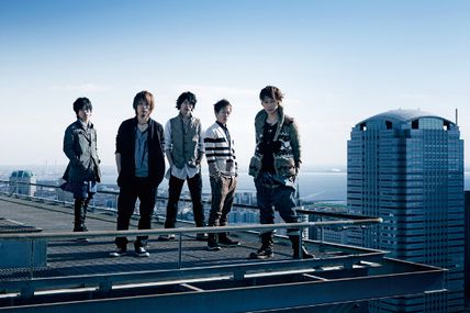 [News] UVERworld New Look for 7th Trigger