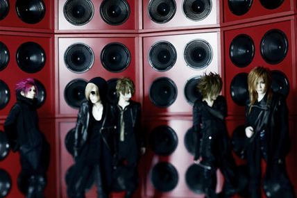 [News] the GazettE - May 2011