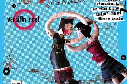 Zone art, Besançon, du 03/12 au 24/12