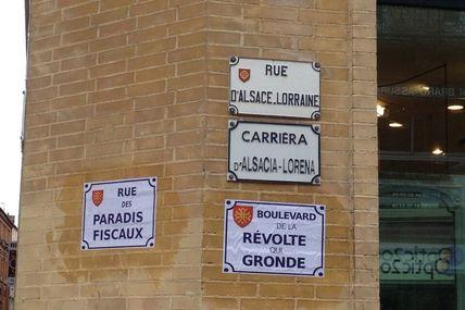 """""""Boulevard de la Révolte qui gronde"""" :"""