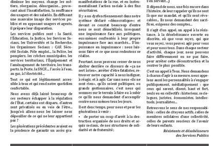 L'Appel de Toulouse : pétition !