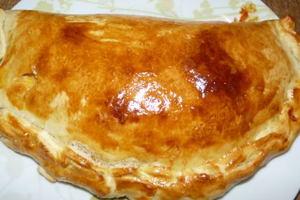 ***PIZZA CALZONE***