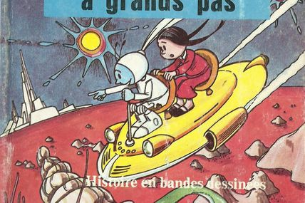 A grands pas : Top 01