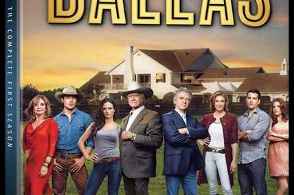Dallas 2012 en dvd ?
