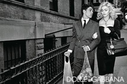 Madonna : Dolce & Gabbana