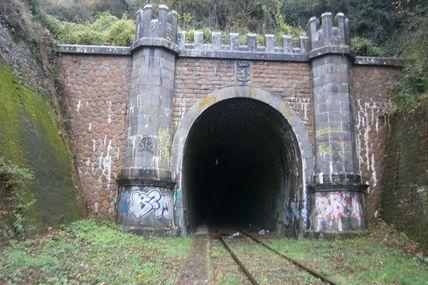 L'ancien chemin de fer