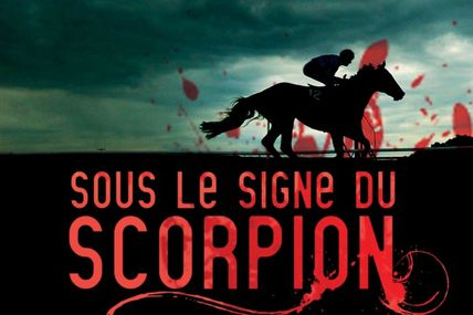 Sous le signe du Scorpion de Maggie Stiefvater ♪ black horse and a cherry tree ♪