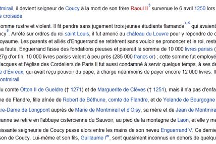 coucy enguerrand (suite)