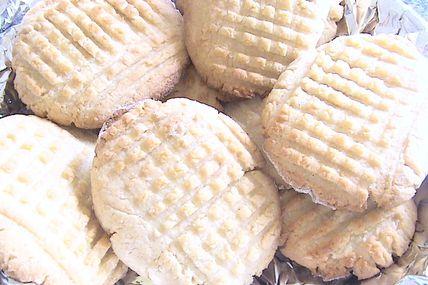 Comment faire des sablés à la noix de coco (Kermesse)