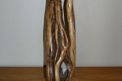 Nouvelle lampe en bois flotté Ôboisdormant