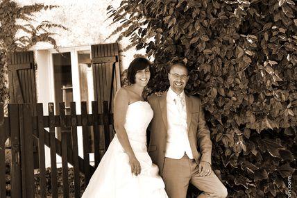 le 15 septembre 2012 - Mariage Le Queré