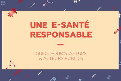 Guide pour une e-santé responsable | @scoopit...