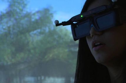 UH Moment: Virtual Reality Cave Aids in Addiction...