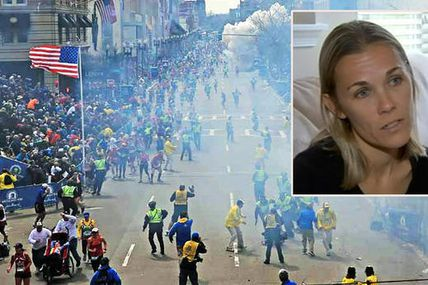 Boston Marathon Runner from New Jersey Recalls ......