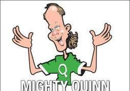 Mighty Quinn: March 18 - New York Daily News | New York 101