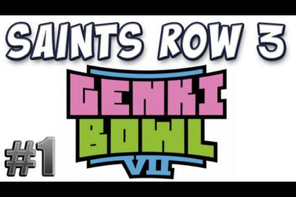 DLC Saints Row: The Third Genkibowl VII