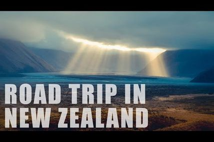 Vidéo du RoadTrip in NZ