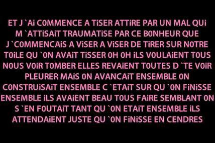 ♫♪ Chanson d'amour triste (rap 2011) + paroles. ♥