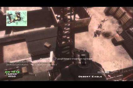 GLITCH | MW3 : Sortir de Hardhat avec la MOAB