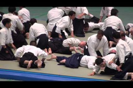 51 All Japan Aikido Demonstration participation