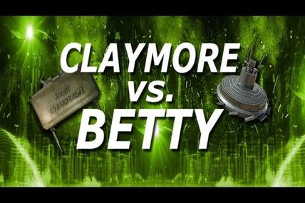 MW3 Trucs et astuces : Bouncing Betty vs Claymore (Modern Warfare 3)