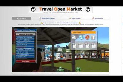 Major upgrade on 3D Virtual Trade Show Systems !