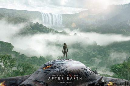 "Will Smith : Enjeu crutial pour son nouveau film ""After Earth"""