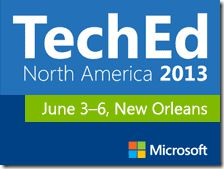 ¿No asististe al TechEd North America 2013?...