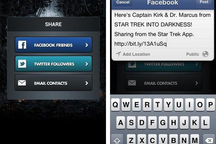 'Star Trek' Mobile App Kicks Off Super Bowl Campaign