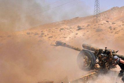 Syrie: pourquoi les frappes aériennes font le jeu de l'Etat islamique