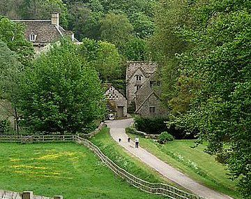 Bibury, Gloucestersh