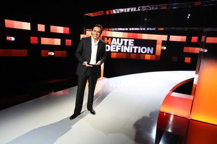 """Emmanuel Chain : """"Haute définition"""" s'arrête"""