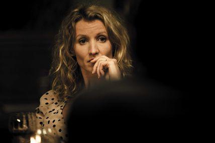 Alexandra Lamy dément à demi mot sa séparation avec Jean Dujardin