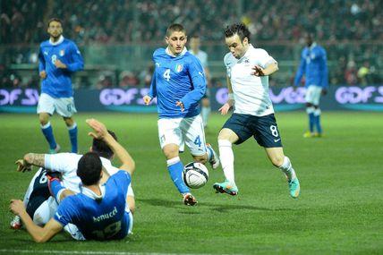 Equipe de France : 6 millions de footeux devant Italie-France