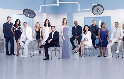 Grey's Anatomy de retour le 4 Janvier sur TF1