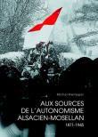 Aux sources de l'autonomisme Alsacien-Mosellan - M. Krempper sur Fnac.com