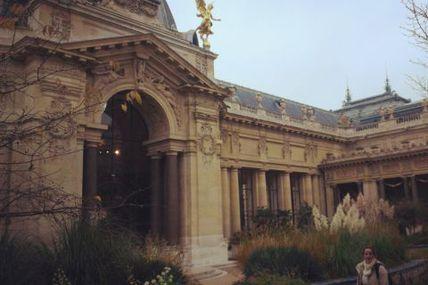 Creo que me he enamorado del Petit Palais, sobre...