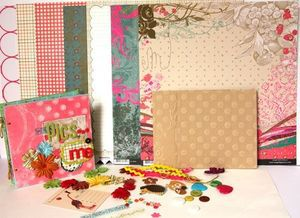 Blog candy chez MUMMY LOVES SCRAP