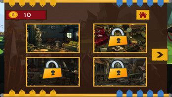 Hidden Objects iPhone Game Source Code