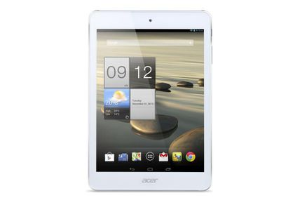 Test de la tablette Acer Iconia A1-830