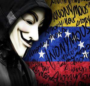Colectivo hacker Anonymus Venezuela se deslinda de...