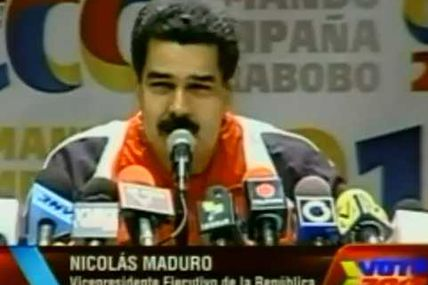 (VIDEO) Vicepresidente Maduro: Que haya un...