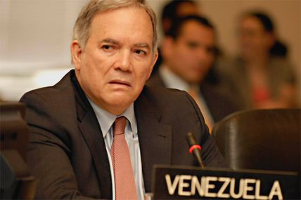 (VIDEO) Roy Chaderton: Audiencias de CIDH se...