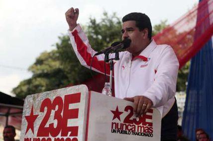 (VIDEO) Maduro: Habrá mano dura contra la...
