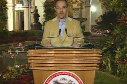 (VIDEO) Presidente Chávez sufre insuficiencia...