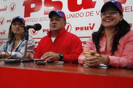 Diosdado Cabello: Psuv ratifica que el único...