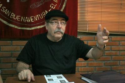 Padre Matías Camuñas: en 1989 además de aplicar...