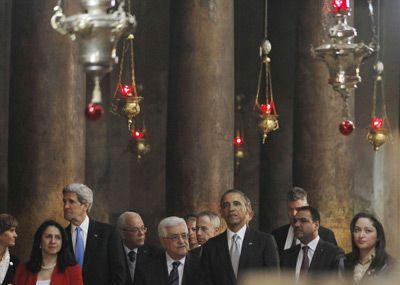 Israel clausura Jerusalén a los cristianos de...