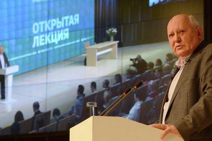 Gorbachov: Intenté conservar la URSS, pese a lo...